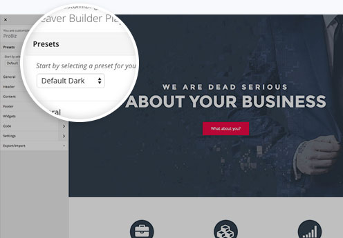 Beaver Builder for WordPress